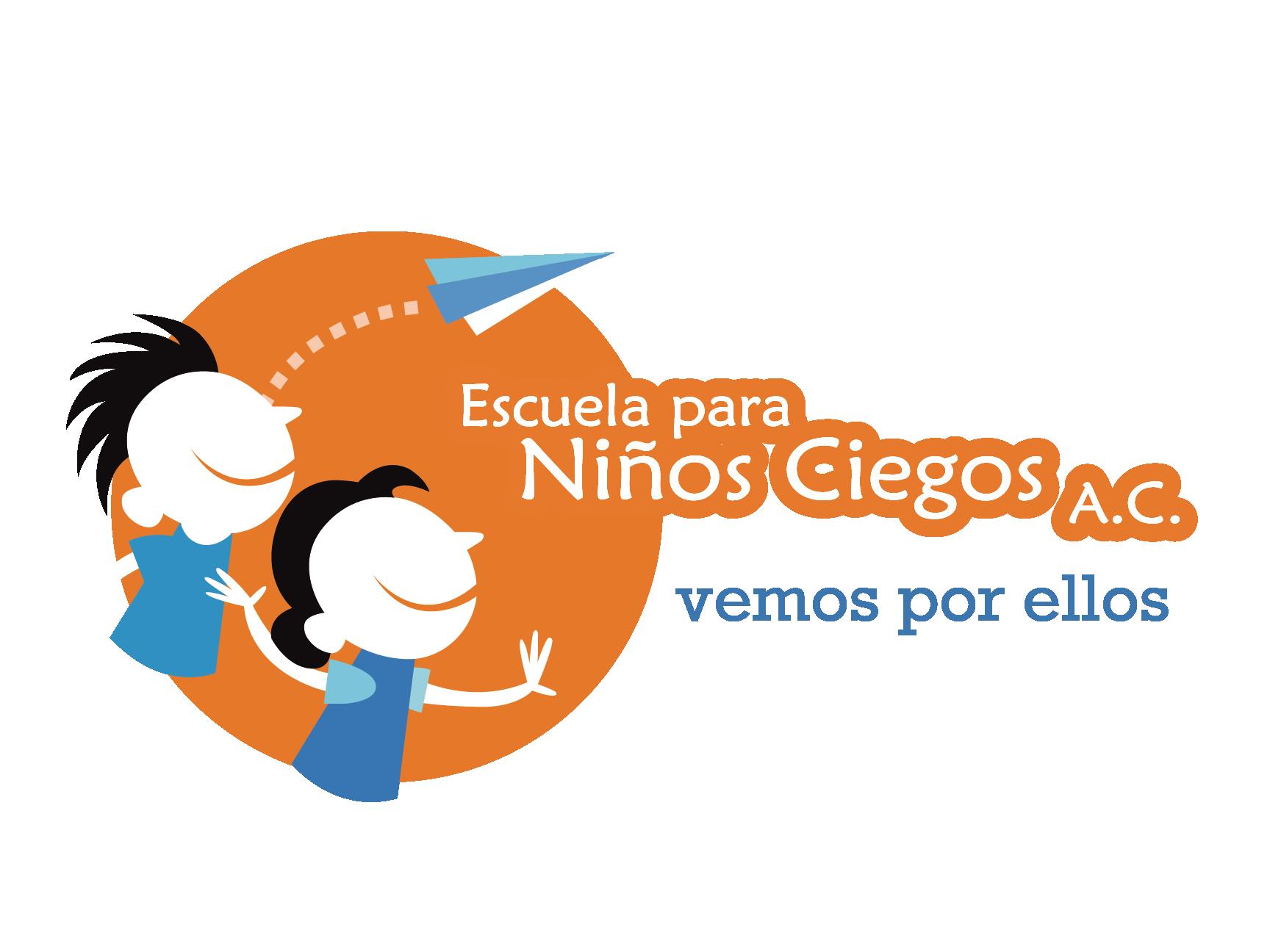 Escuela para niños ciegos Logo